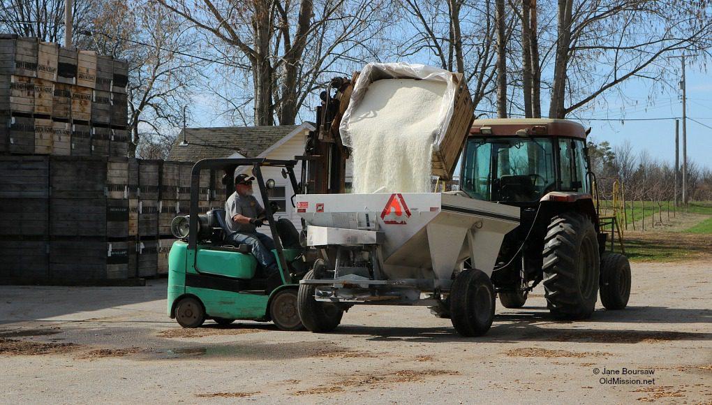 terry boursaw, farm, fertilizer