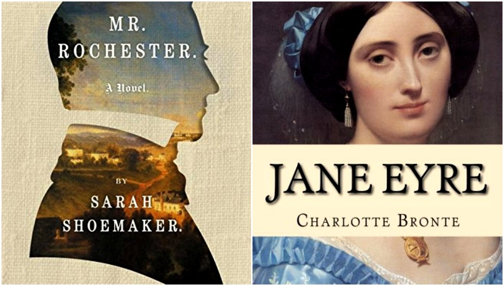 a comparison of jane and rochester in charlotte brontes jane eyre
