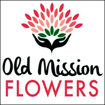 old mission flowers, ginny coulter, old mission, old mission michigan, old mission peninsula, old mission gazette