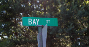 bay street, old mission, old mission peninsula, parade,