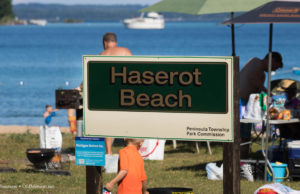 haserot beach, old mission peninsula, old mission michigan, traverse city, old mission, old mission beaches, boat launch, old mission gazette, old mission news