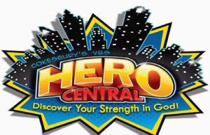 vacation bible school, hero central, old mission peninsula, old mission michigan, old mission, ompumc, traverse city, michigan