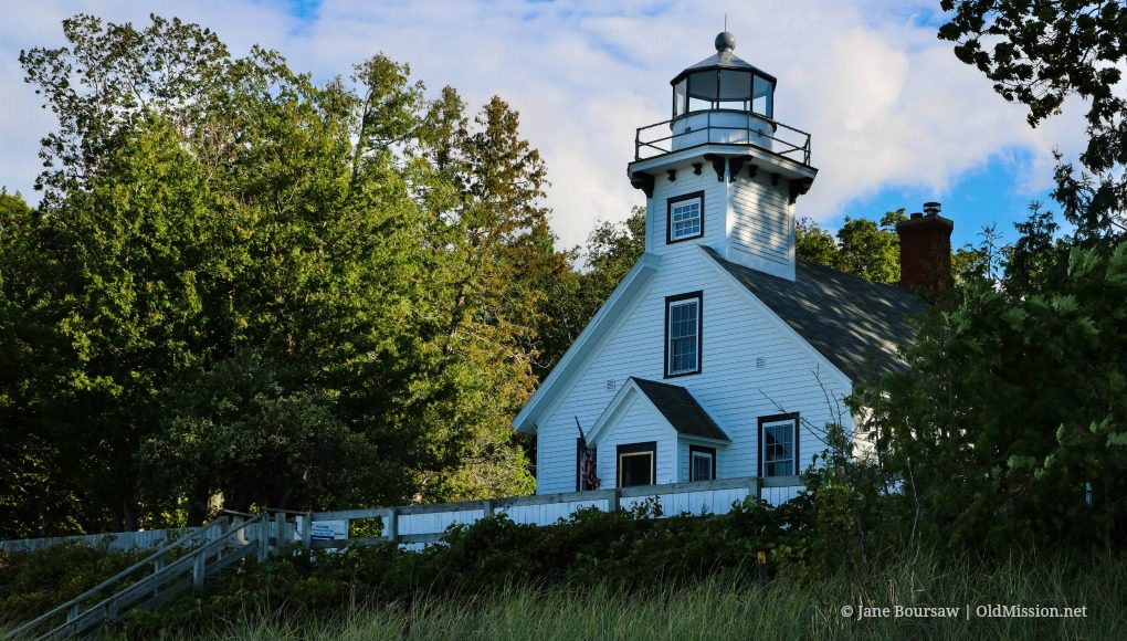 Mission Point Lighthouse, job opp, ginger schultz, old mission peninsula, old mission, old mission michigan, peninsula township, old mission gazette