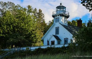 Mission Point Lighthouse, job opp, ginger schultz, old mission peninsula, old mission, old mission michigan, peninsula township, old mission gazette