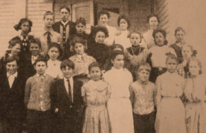 old mission school, old mission, old mission michigan, old mission gazette, old mission peninsula