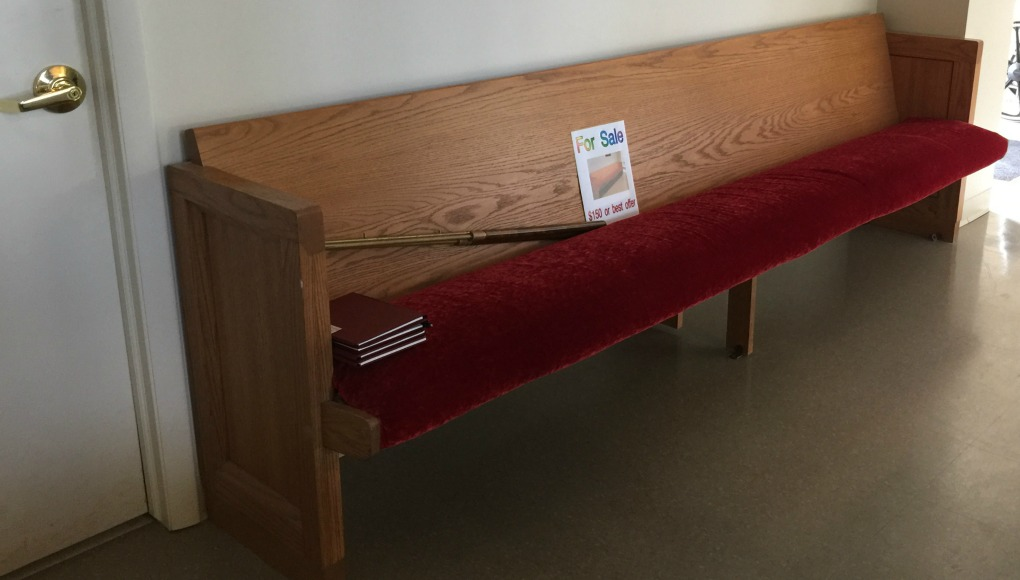 ompumc church church pew for sale old mission peninsula old mission - Church Pews For Sale