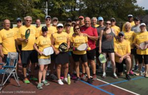 bowers harbor pickleball club, gary cipriani, bowers harbor park, pickleball, old mission gazette, old mission peninsula, old mission, old mission michigan, peninsula township