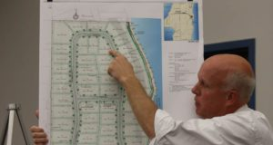 81, the 81 on east bay, kevin o'grady, doug mansfield, public hearing, peninsula township, old mission peninsula, development, old mission, old mission michigan, old mission gazette