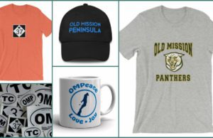 omp store, omp history, old mission peninsula history, old mission peninsula store, shop old mission peninsula, old mission gazette, old mission, old mission michigan, peninsula township, old mission t-shirts, m37 t-shirts, peninsula redeyes,