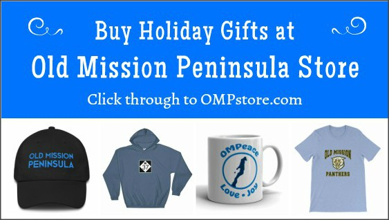 old mission peninsula store, ompstore.com, old mission peninsula gifts, omp photos, old mission peninsula photos, old mission peninsula greeting cards, old mission peninsula t-shirts, old mission panthers, peninsula redeyes, old mission peninsula hats, old mission gazette