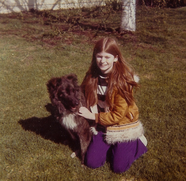 jane boursaw, hair, red hair, chip underwood, old mission peninsula, old mission, old mission michigan, peninsula township, old mission gazette, going gray