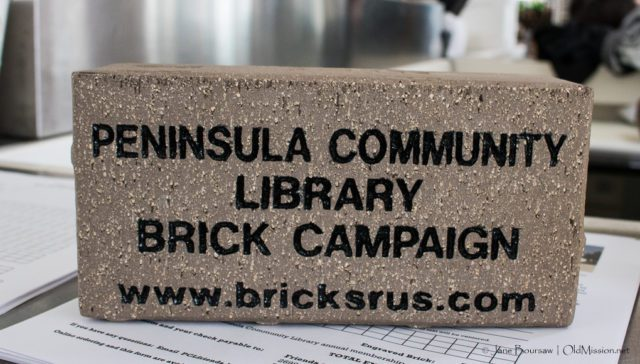 pcl, peninsula community library, pcl building program, fundraiser, old mission peninsula, old mission, old mission michigan, peninsula township, old mission peninsula news, old mission gazette