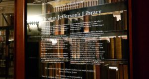 thomas jefferson library, library of congress, peninsula community library, pcl, old mission peninsula, old mission, old mission michigan, pure michigan, old mission gazette, peninsula township, valentines day