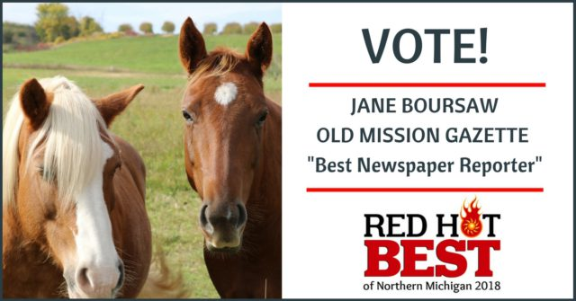 red hot best, traverse magazine, mynorth media, old mission gazette, old mission peninsula, old mission, old mission michigan, peninsula township, jane boursaw, red hot best of northern michigan