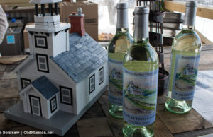 bowers harbor vineyards, mission point lighthouse, lighthouse wine label, old mission peninsula, old mission, old mission michigan, old mission news, peninsula township, old mission gazette
