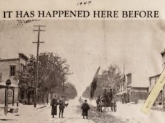 northern michigan, Traverse City Record-Eagle, Traverse City History, 1947, 1895, May Snowstorm, Old Mission Peninsula, Old Mission, Old Mission Michigan, Old Mission History, Old Mission Gazette, Spring Snowstorms