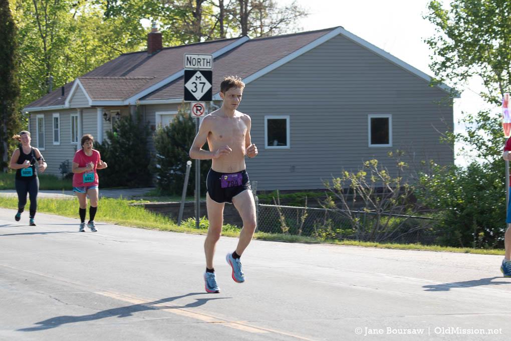 Traverse City Half Marathon