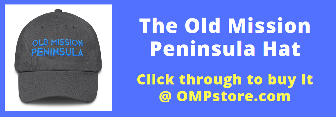 OMP Hat, Old Mission Peninsula Hat, Old Mission, Old Mission Michigan, Old Mission Gazette, Old Mission Peninsula Store, Old Mission Products, Traverse City, Northwest Michigan