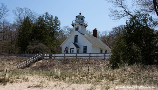 mission point lighthouse, old mission peninsula, old mission, old mission michigan, old mission news, old mission gazette, peninsula township, work bee
