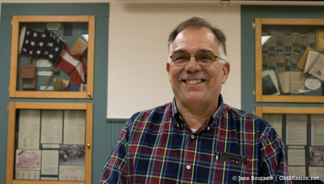 randy mielnik, peninsula township, planning director, old mission gazette, old mission news, old mission, old mission michigan, old mission peninsula