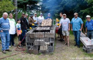 Annual Chicken BBQ at the Old Mission Peninsula United Methodist Churchws