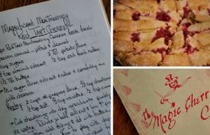 deni hooper, cherry pie recipe, cherries, the magic cherry, old mission peninsula, old mission, old mission michigan, peninsula township, old mission gazette, old mission recipes
