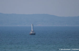 buoy, mission point lighthouse, old mission peninsula, old mission, old mission michigan, old mission history, peninsula township, old mission gazette, nick kroupa, john king, tim boursaw