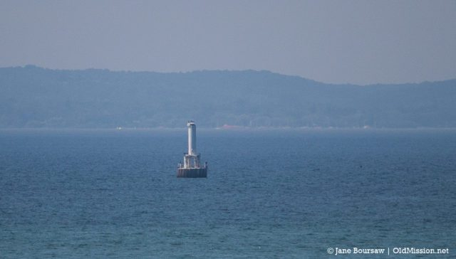 buoy, mission point lighthouse, old mission peninsula, old mission, old mission michigan, old mission history, peninsula township, old mission gazette, nick kroupa, john king, tim boursaw
