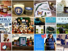 omp holiday gift guide, old mission gazette, old mission peninsula, old mission gifts, effe goods, warren orchards, between the bays, ompstore, old mission peninsula store, neahtawanta candle company, pure imagination custom jewelry, tutu the pointe, cari noga, the orphan daughter, empireblu, benjamin twiggs, bella nova essential oils, ruthanne bohrer-agosa, secret garden at brys estate, chateau chantal, chateau chantal wine club, lavender on old mission peninsula