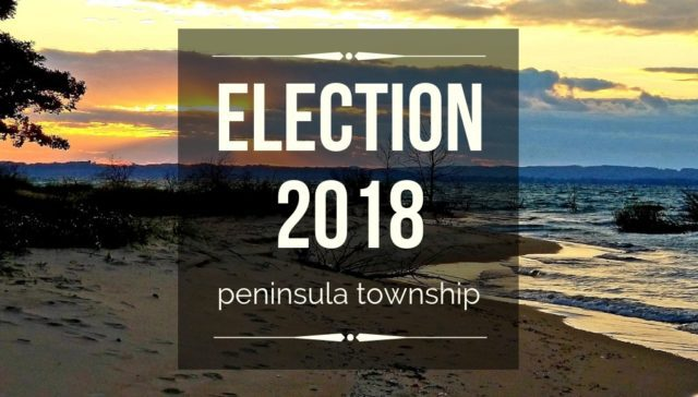 election, election 2018, peninsula township, old mission gazette, old mission michigan, old mission peninsula, old mission, voting, first congregational church, precinct 2