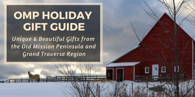 omp holiday gift guide, christmas, buy local, traverse city gift guide, northern michigan gift guide, old mission gazette, old mission peninsula store, ompstore, old mission peninsula, old mission, old mission michigan, pure michigan, old mission peninsula gift guide, old mission peninsula businesses