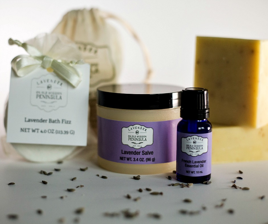 lavender on old mission peninsula, omp holiday gift guide, christmas, buy local, traverse city gift guide, northern michigan gift guide, old mission gazette, old mission peninsula store, ompstore, old mission peninsula, old mission, old mission michigan, pure michigan, old mission peninsula gift guide, old mission peninsula businesses
