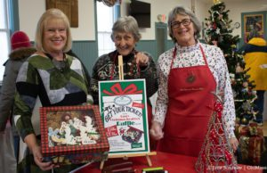 old mission gazette, old mission women's club, omwc, old mission, old mission michigan, peninsula township, cookie sale, janis haine, judy arnold, cindy dyer