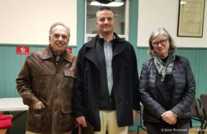 peninsula township, rick vida, marilyn elliott, rick vida, matt cowell, volunteers, old mission peninsula, old mission gazette, old mission, old mission michigan