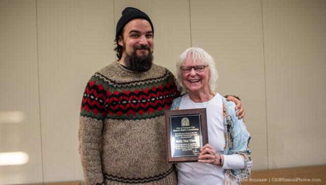 Sally Van Vleck Hands NREC Reins to Seth Bernard and Title Track in Traverse City, Michigan