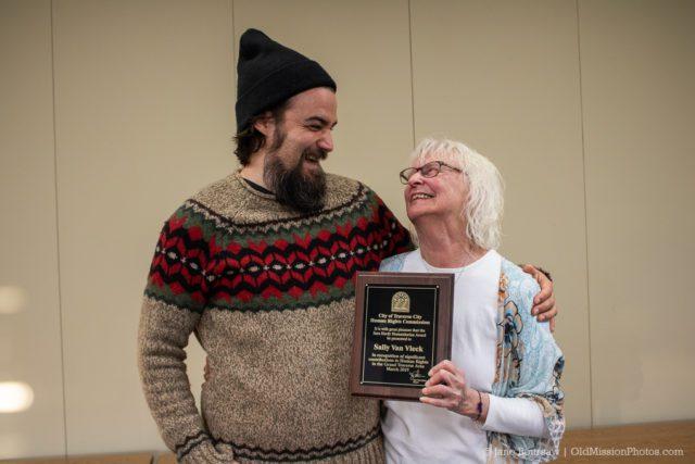 Traverse City, MI: Sally Van Vleck Hands NREC Reins to Seth Bernard and Title Track