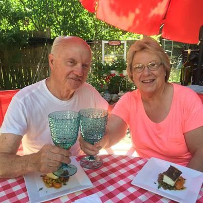 Jon and Amy Dayton of Old Mission Peninsula