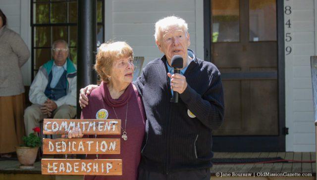 June 15, 2019: Dougherty House Dedication | Jane Boursaw Photo