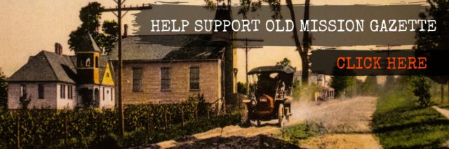 Donate to Old Mission Gazette
