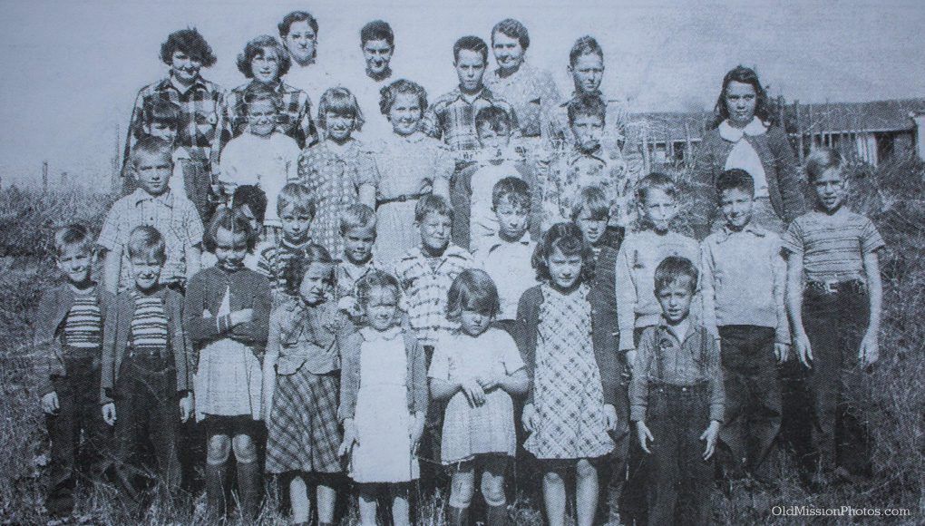 OMP Education, Ogdensburg School, October 1949