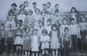 Ogdensburg School, October 1949