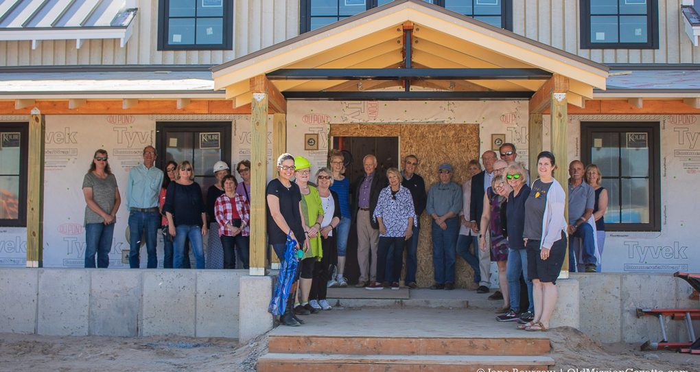 New Peninsula Community Library on the Old Mission Peninsula