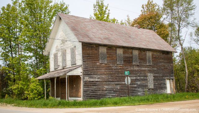 Pearl Hill's Grocery in Old Mission Michigan