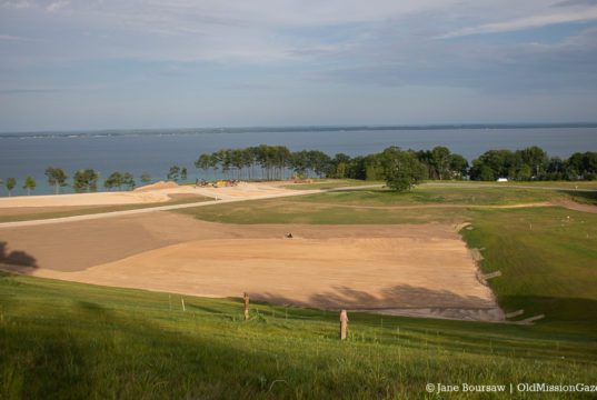 81 on East Bay Development on the Old Mission Peninsula