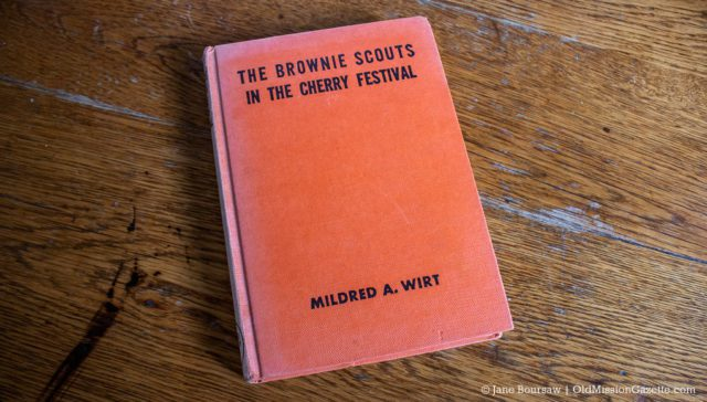 The Brownie Scouts in the Cherry Festival by Mildred Wirt