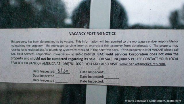 Peninsula Township Dangerous Buildings Ordinance