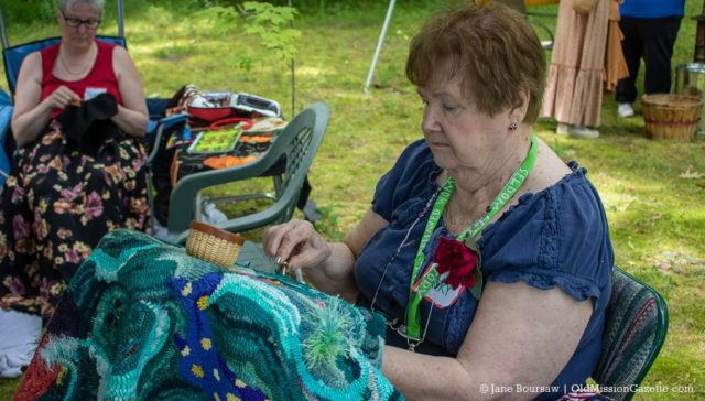 Log Cabin Day 2019 on the Old Mission Peninsula