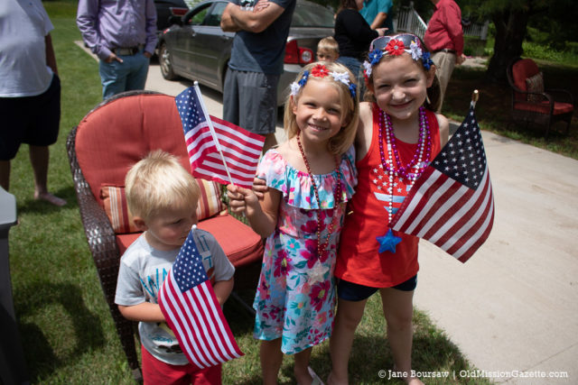 Old Mission Parade 2019