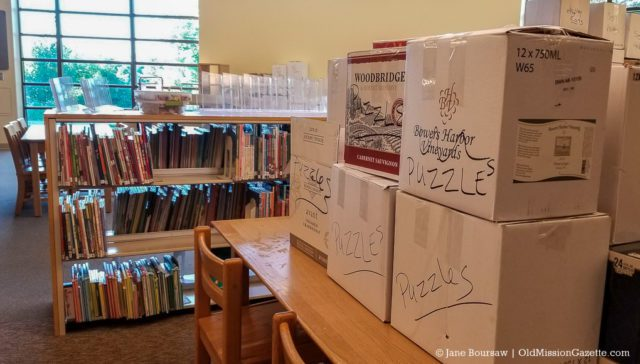 Peninsula Community Library on the Move