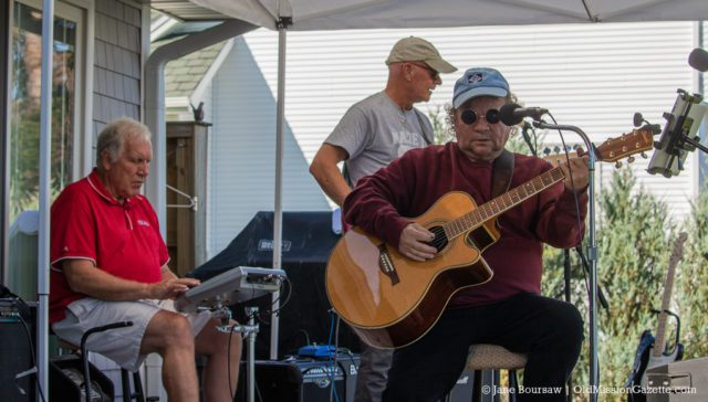 Tim Boursaw at Bob Roberts Jam Session 2019 | Jane Boursaw Photo